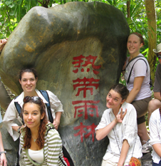 Students in Asia